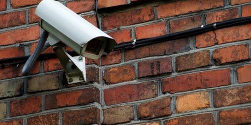 kameraovervakning i butikk